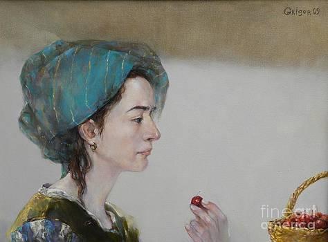 Have a Cherry by Grigor Malinov