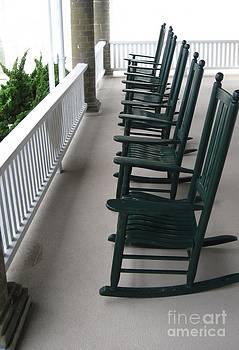 Have A Seat by Donna Cavender