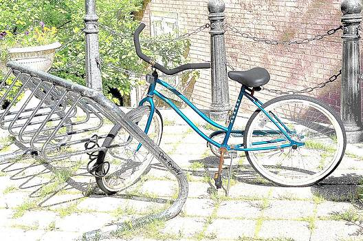 Have bike....will travel by Dave Hrusecky