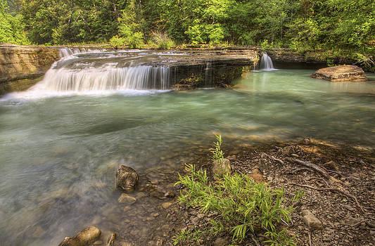 Jason Politte - Haw Creek Falls Basin - Ozarks - Arkansas