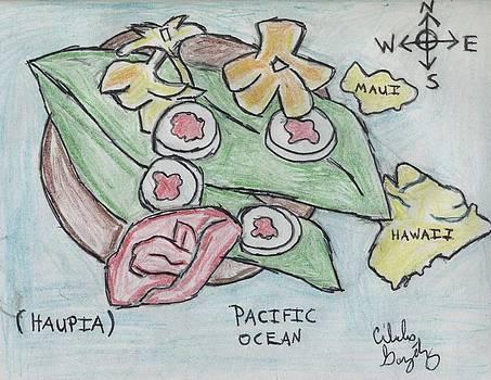 Hawaiian Haupia by Cibeles Gonzalez