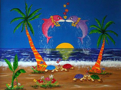 Hawaiian Island Love by Pamela Allegretto