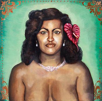 Hawaiian Princess by Mani Price