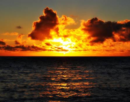 Hawaiian Sunset by Old Pueblo Photography