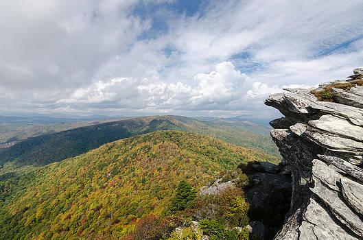 Hawksbill Autumn by Greg Dollyhite