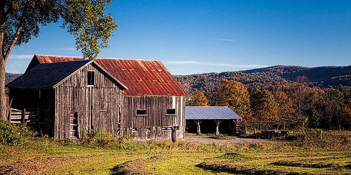 Hay Barn by Adam Caron