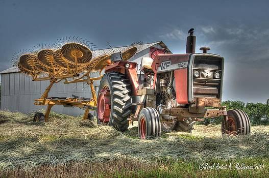Hay Day by Kim McGinness