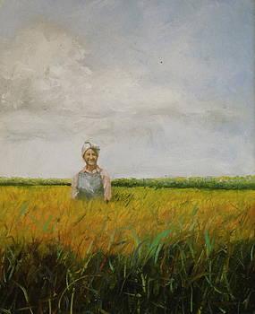 Hay Is High by Sherri Anderson