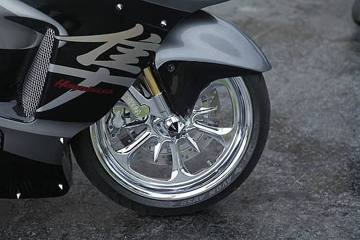 Hayabusa Tire by George Miller
