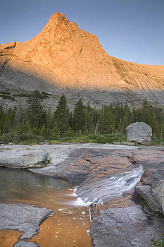 Haystack Mountain by David Halter
