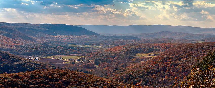 Haystack Mountain Tower View by Craig Szymanski