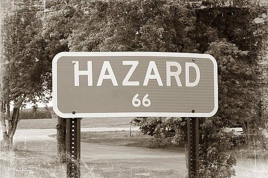 Hazard - Nebraska by Andrea Kelley