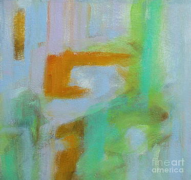 Haze I by Virginia Dauth
