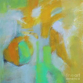 Haze III by Virginia Dauth