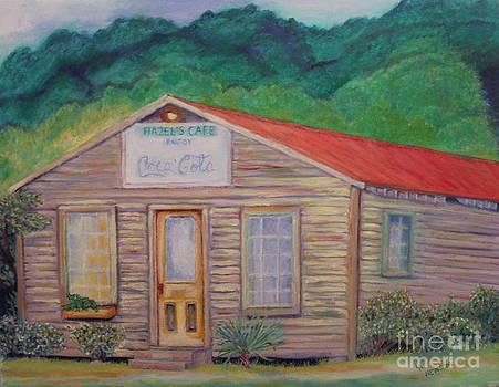 Hazels Cafe by Lee Ann Newsom