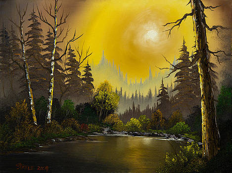 Chris Steele - Sunset Glow
