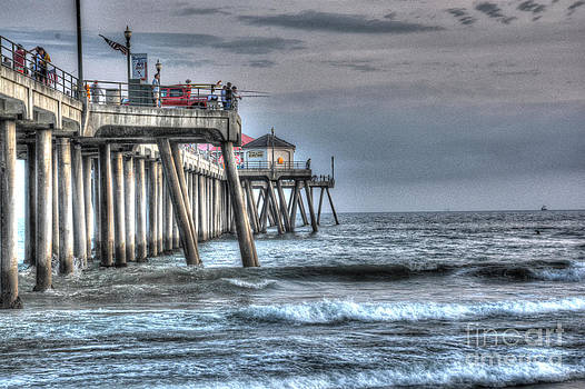 HB Pier N1 by David Johnson