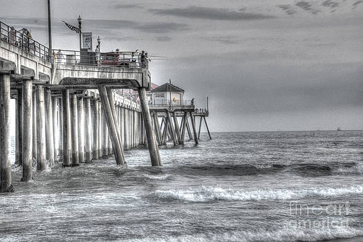 HB Pier N2 by David Johnson