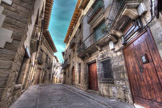 HDR Rubielos de Mora Teruel Spain by Amador Esquiu Marques