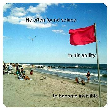He Often Found Solace In His Ability To by Matthew Saindon