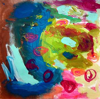 He Sees Through Me by Kate Delancel Schultz