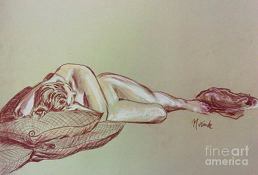 He Swims in My Veins-100 by Mirinda Reynolds