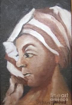 Head Study by Barbara Haviland