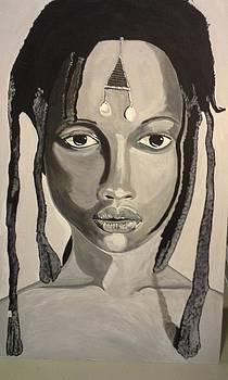 Headdress by Otis L Stanley