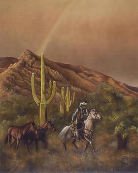 Heading Back to the Ranch by Glenda Stevens
