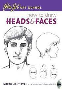 Heads And Faces by Christopher Hart