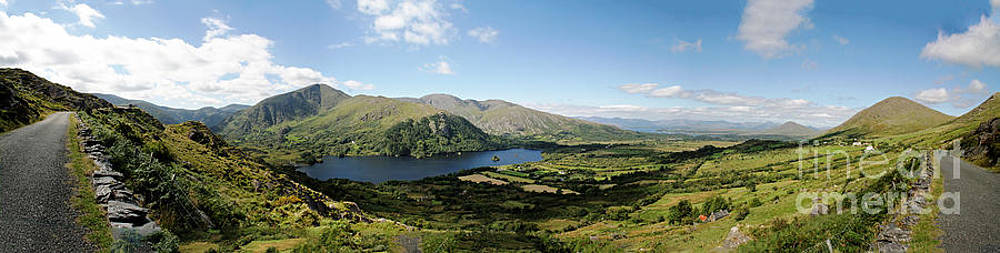 Healeys Pass Co Kerry by Susan Leake