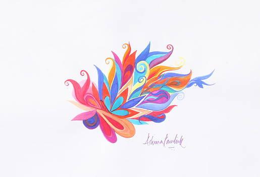 Healing Bloom by Ashima Kaushik