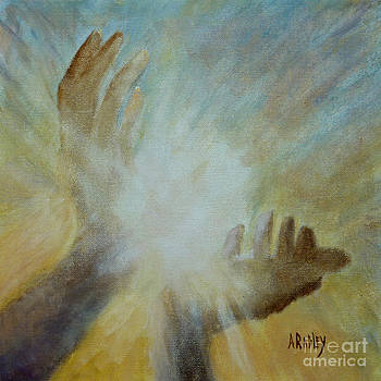 Healing Hands by Ann Radley
