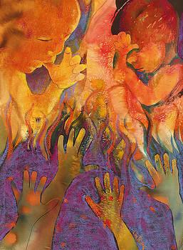 Healing Hands by Antonia Ruppert