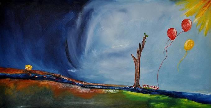 Healing by Leana Gadbois-Sills