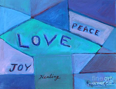Healing Love by Marlene Robbins