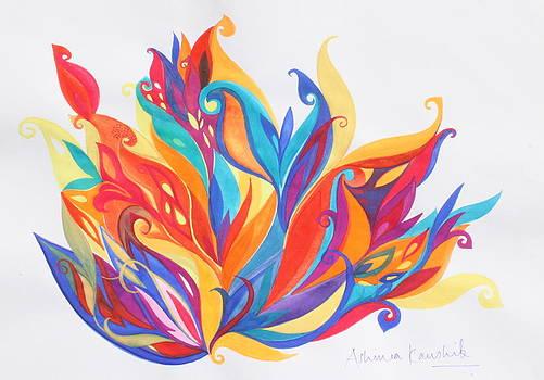 Healing Rainbow by Ashima Kaushik