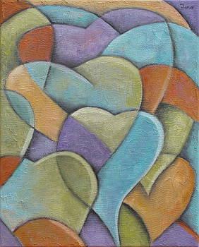 Heart Beats by Trish Toro