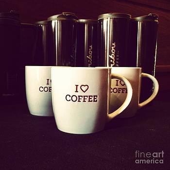 Rachel Barrett - Heart Coffee
