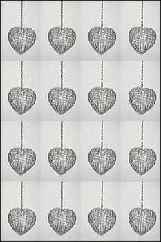 Heart collection 1  by Jaqueline Briel