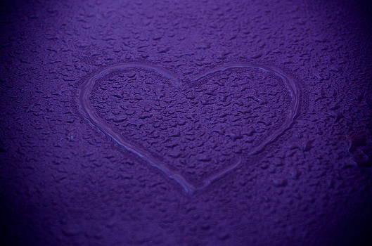 Heart In The Rain by Riad Belhimer