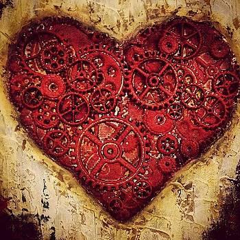 #heart #losangeles #la #egonoo by Orlando Gonzalez