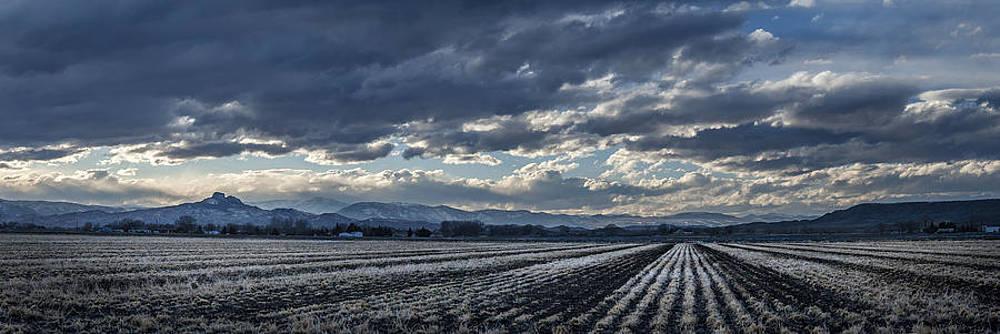 Heart Mountain 2 by Stephanie Thomson