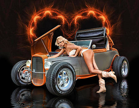Heart-On For You ..... by Rat Rod Studios