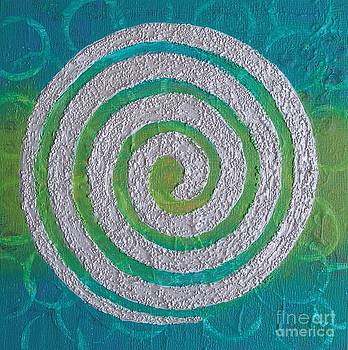 Heart Opening to Throat Chakra by Marcella Nordbeck