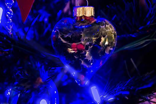 Mick Anderson - Heart Ornament