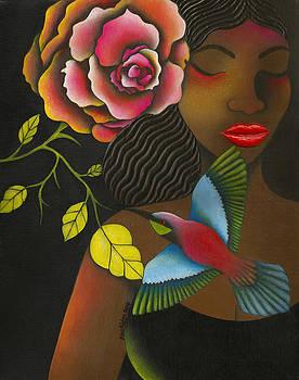 Heart Soaring by Mucha Kachidza