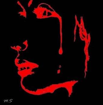 Heartache by Mya Soliman