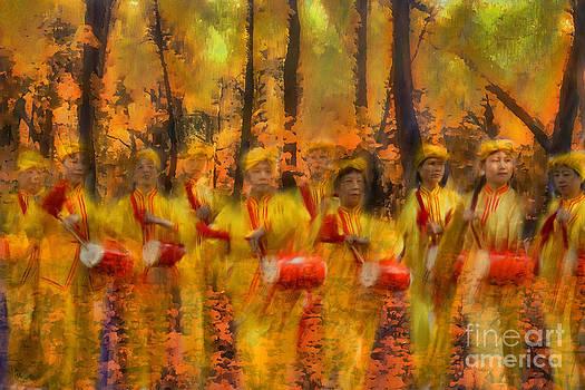 Heartbeat Of Autumn by Jeff Breiman