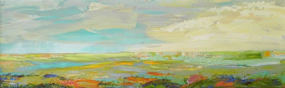 Heartland Series/ Springtime by Marilyn Hurst